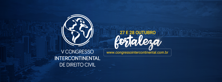 V Congresso Intercontinental de Direito Civil